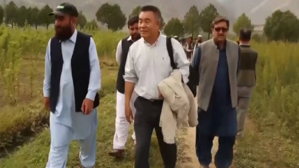 Chinese researcher shares sustainable agricultural practices with Pakistani peers
